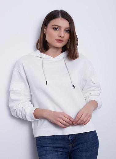 Take7 Sweatshirt Ekru